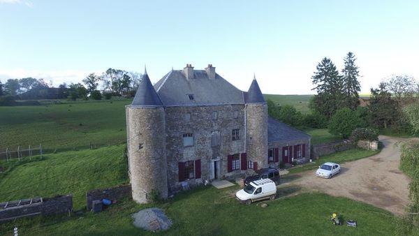 Crédits image : Château de Villers © Francis Henriet