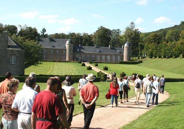 Journées du patrimoine 2017 - Visite guidée du château de Pontécoulant