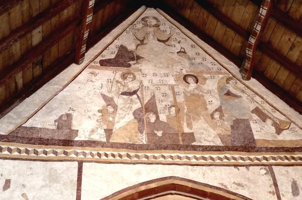 Journées du patrimoine 2017 - Visite de la chapelle Notre-Dame de Locmaria