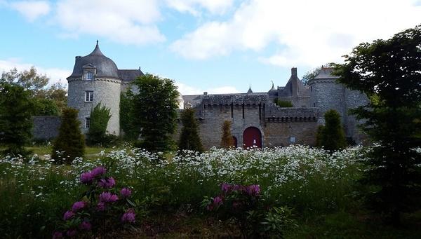 Rendez Vous aux Jardins 2018 -Parc du château de la Touche