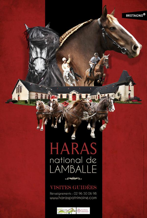Journées du patrimoine 2017 - National du cheval Breton