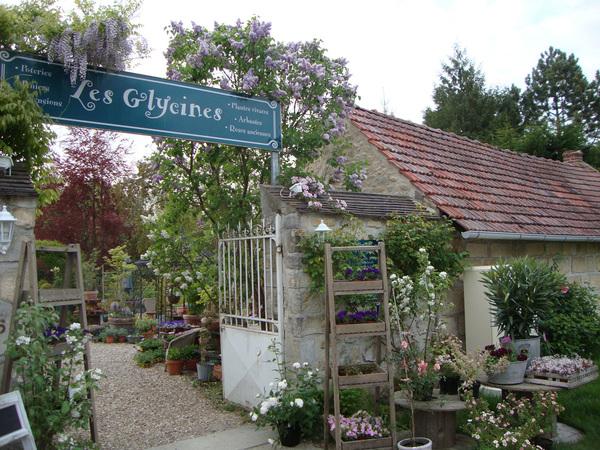 Rendez Vous aux Jardins 2018 -Les glycines