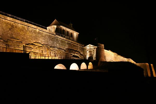Nuit des musées 2018 -Citadelle de bitche