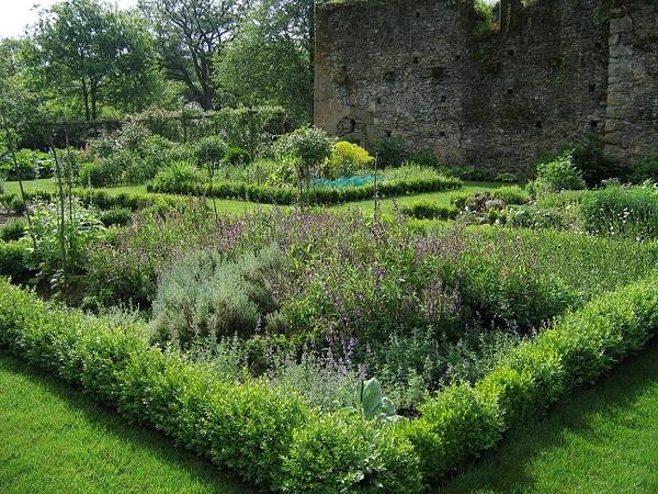 Rendez Vous aux Jardins 2018 -Jardin de la grande courbe