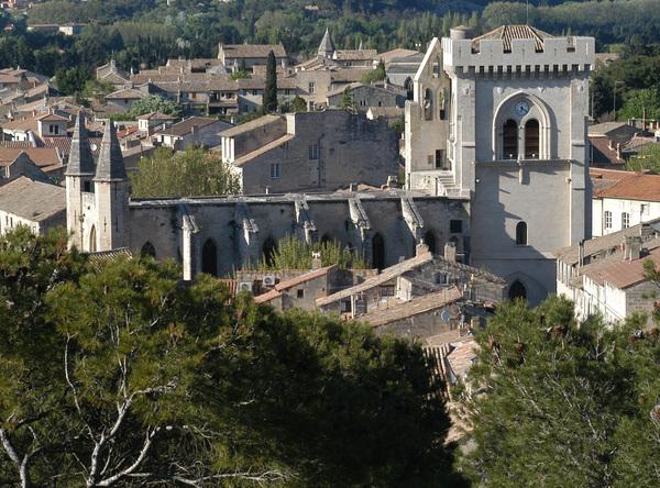 Crédits image : ©Mairie de Villeneuve lez Avignon
