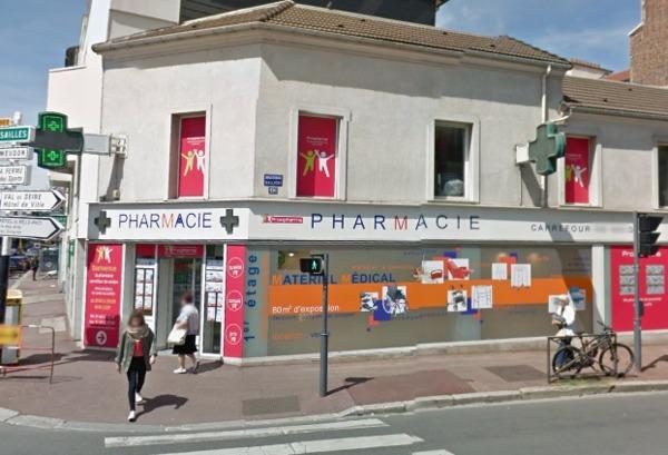 Pharmacie du Carrefour de Weiden