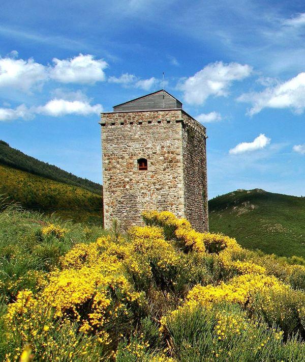Journées du patrimoine 2020 - Visite de la Tour de St-Laurent-les-Bains