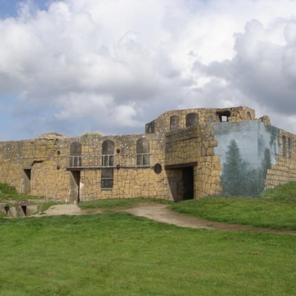 Journées du patrimoine 2017 - Visite libre de la Batterie d'Azeville