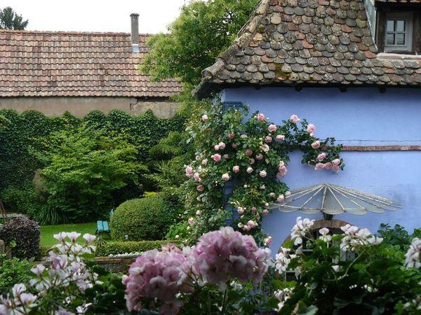 Rendez Vous aux Jardins 2018 -Jardins de la ferme bleue