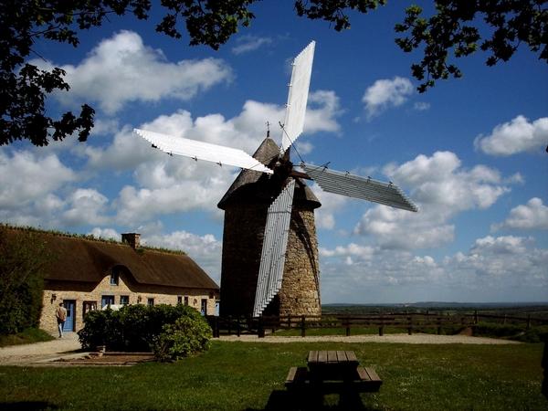 Journées du patrimoine 2017 - Visite guidée du moulin à vent du Cotentin
