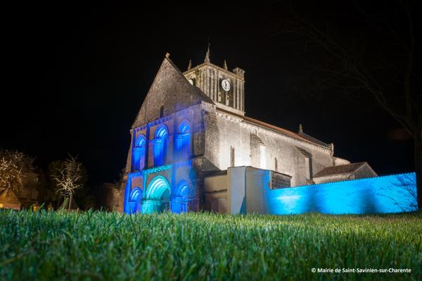 Crédits image : © Mairie de Saint-Savinin-sur-Charente