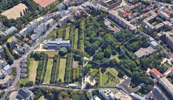 Parc Saint Jean-Paul II
