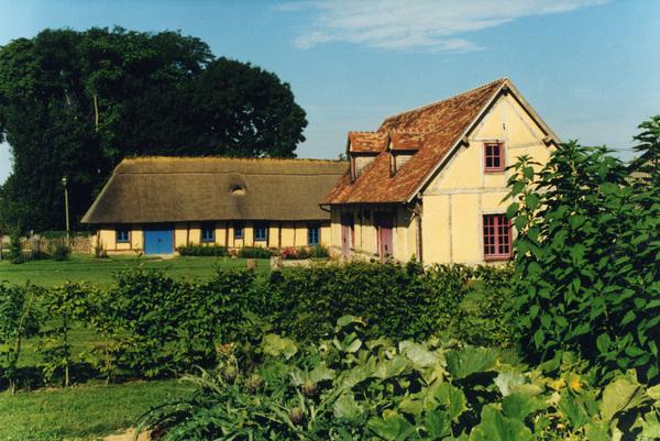 Journées du patrimoine 2018 - Visite guidée de l'écomusée de la pomme au Calvados et du site du grand jardin