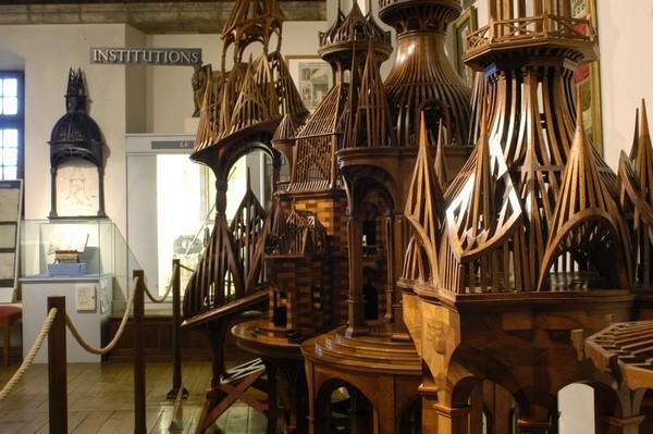 Journées du patrimoine 2017 - Visite libre du musée
