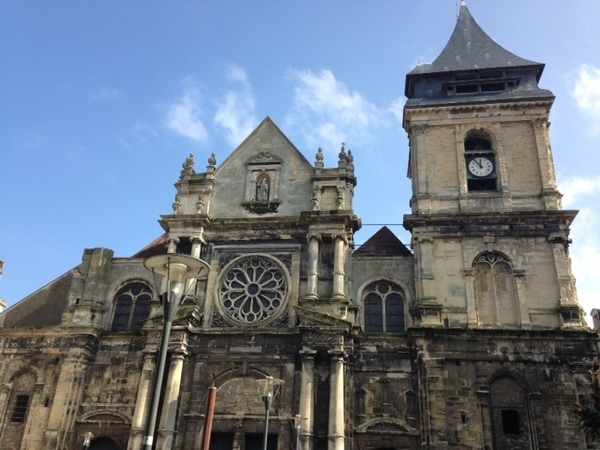 Journées du patrimoine 2017 - Visite libre de l'église Saint-Remy