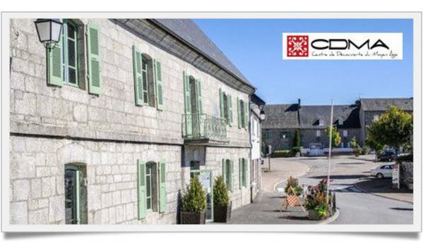 Nuit des musées 2018 -Centre de découverte du moyen âge - Service patrimoine de la ville d'Egletons