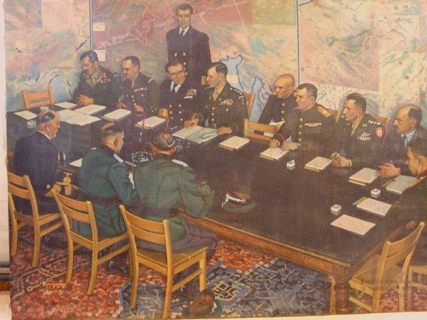 Nuit des musées 2018 -Musée de la reddition du 7 mai 1945