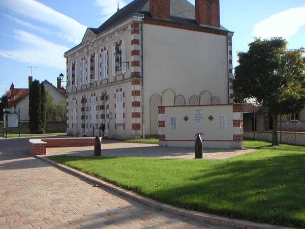 Crédits image : Saint Gondon patrimoine historique