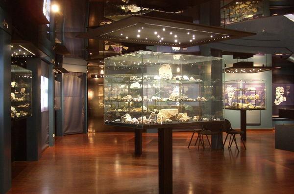Nuit des musées 2018 -Musée de Minéralogie et de Pétrographie & Espace Izis