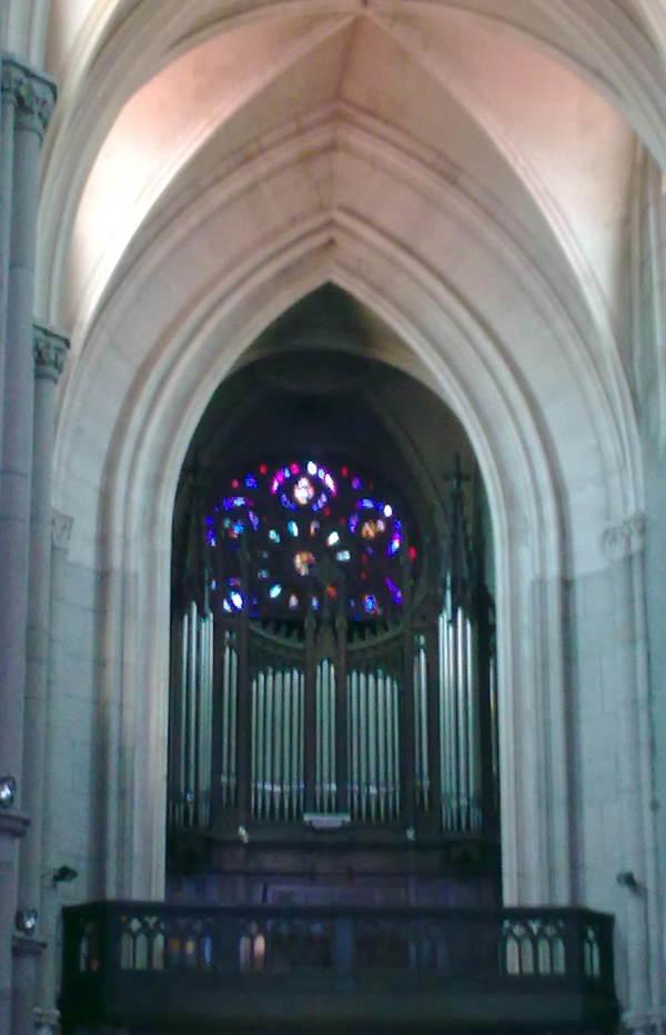 Journées du patrimoine 2018 - Visite du chemin de croix de l'église Saint-Roch.