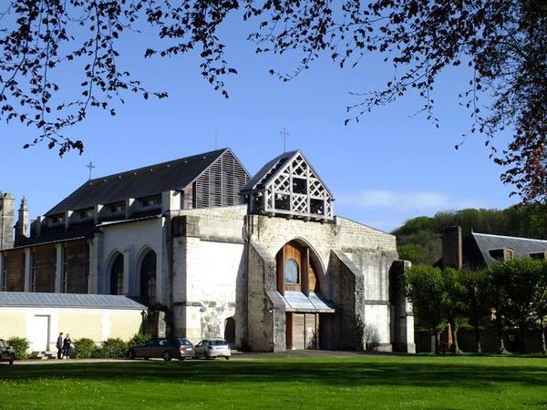 Journées du patrimoine 2018 - Visite guidée de l'église abbatiale et de la chapelle de la Vierge