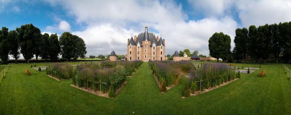 Rendez Vous aux Jardins 2018 -Jardin du château de Martainville