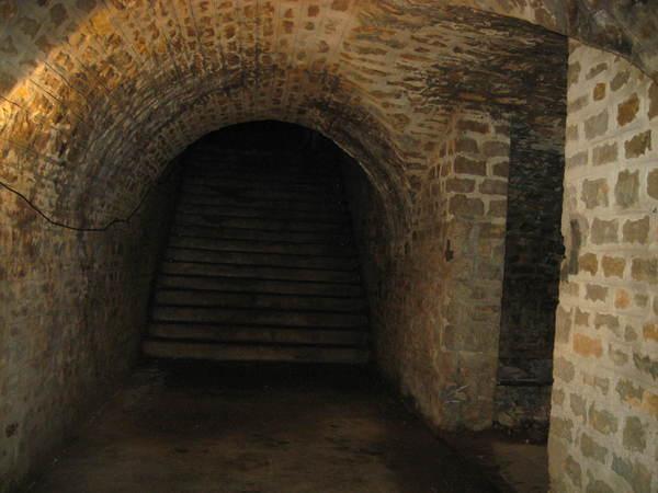 Journées du patrimoine 2017 - Ouvrage enterré de Pugey