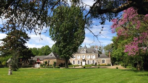 Journées du patrimoine 2017 - Visite guidée par les propriétaires du château de La Montchevalleraie