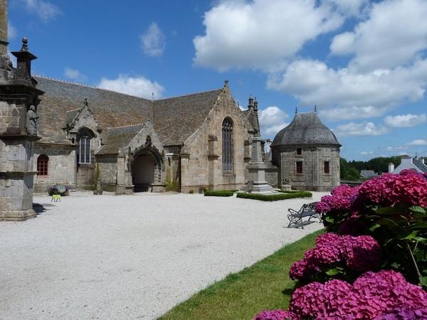Crédits image : Enclos Paroissial - Mairie de Sizun