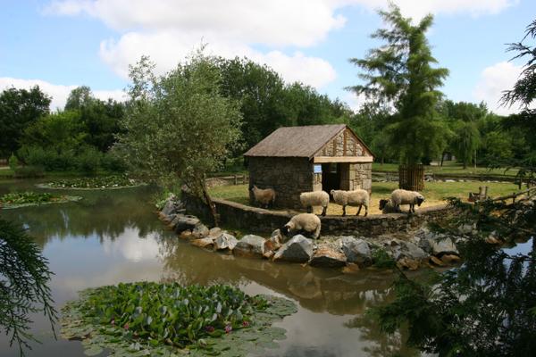 Rendez Vous aux Jardins 2018 -Parc Mouton Village