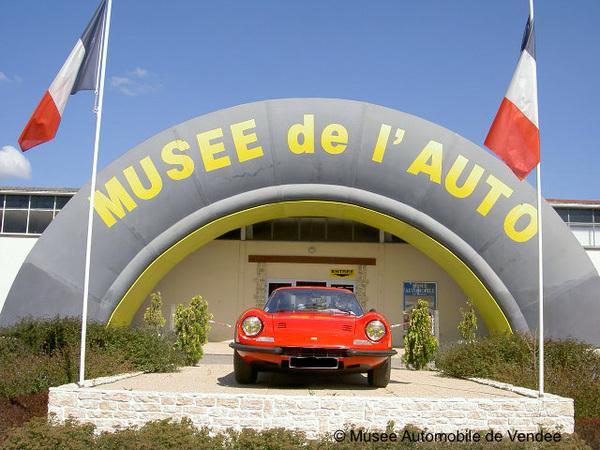 Crédits image : © Musée Automobile de Vendée