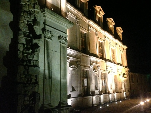Journées du patrimoine 2017 - Découverte du Château des Gondi