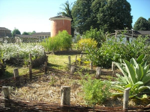 Rendez Vous aux Jardins 2018 -Jardin médiéval de la maison Labat