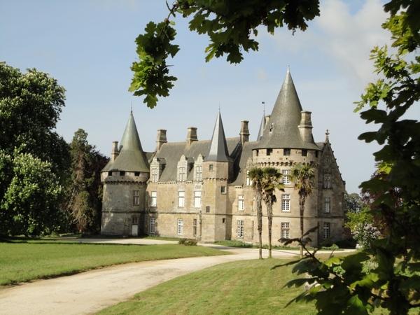 Journées du patrimoine 2017 - Visite des jardins et du château de Bonnefontaine