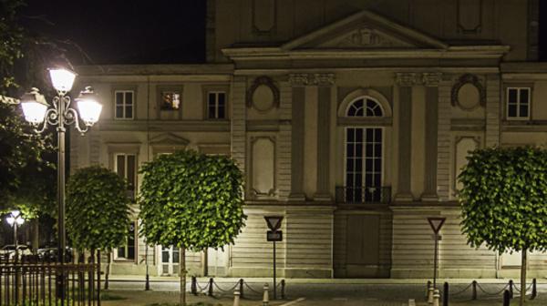 Crédits image : Crédit photo : Théâtre de la Madeleine - Vue extérieure - Pierre Colletti