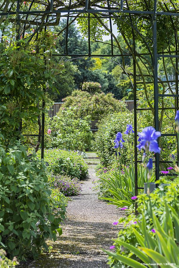 Rendez Vous aux Jardins 2018 -Jardin botanique Jean-Marie Pelt