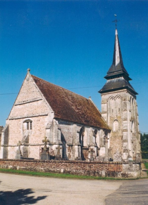 Journées du patrimoine 2017 - Visite guidée de l'église Saint-André du Plessis Mahiet