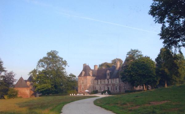 Crédits image : © Château de Cerisy-la-Salle