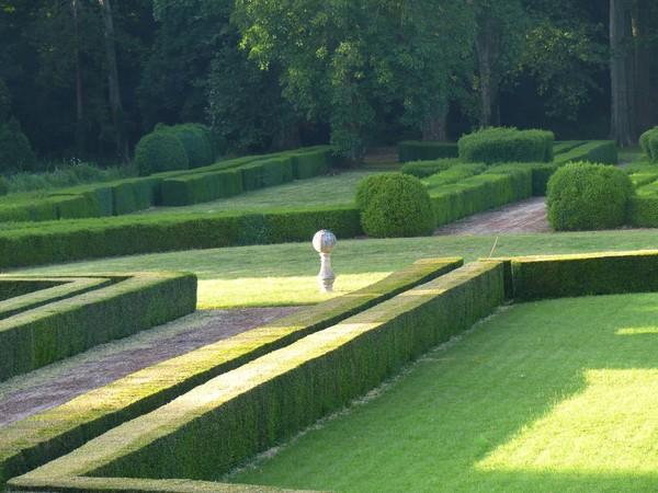 Rendez Vous aux Jardins 2018 -Parc du chateau de ricey-bas