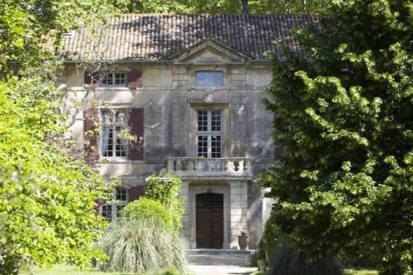 Journées du patrimoine 2017 - La provence envahit le Château de Roussan