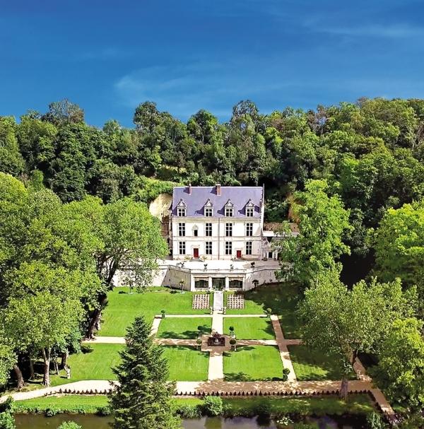 Crédits image : Domaine de Château-Gaillard