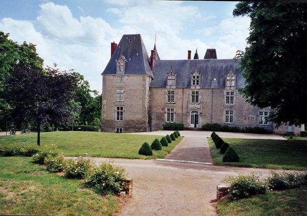 Journées du patrimoine 2020 - Visite libre du château de la Renaudière