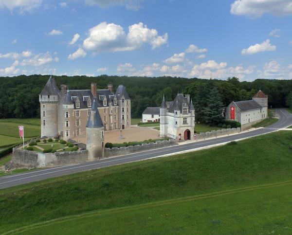 Crédits image : Château de Montpoupon