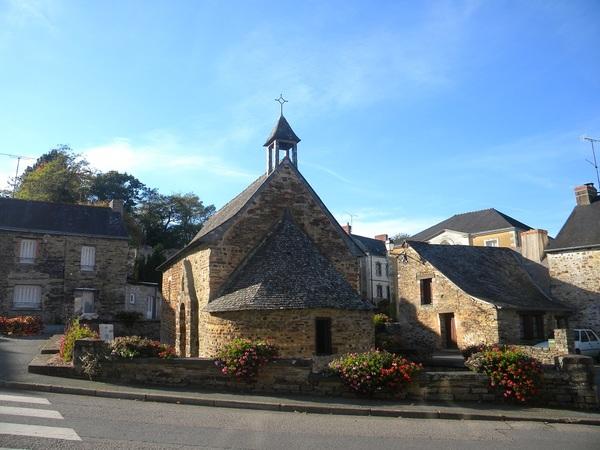 Crédits image : Chapelle Sainte Agathe - Langon