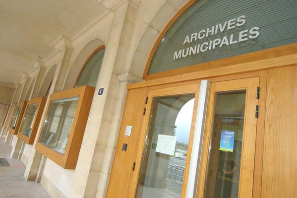 Crédits image : Arvchives municipales
