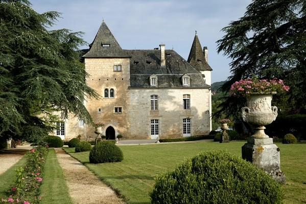 Rendez Vous aux Jardins 2018 -Jardin du château de la Treyne