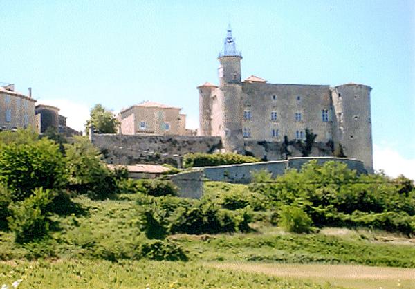 Journées du patrimoine 2017 - Château de Lussan