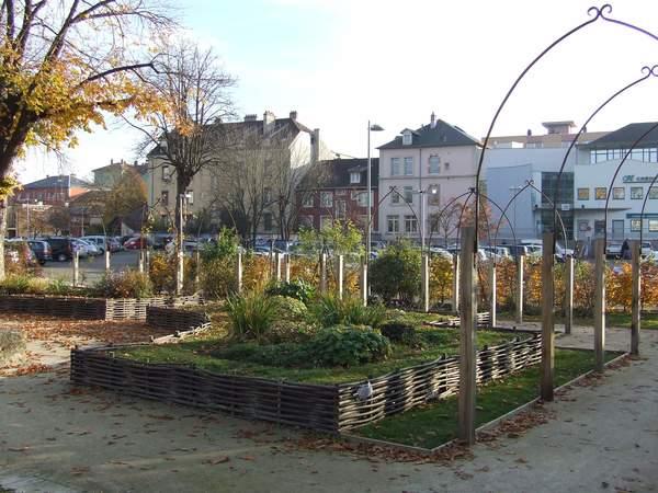 Rendez Vous aux Jardins 2018 -Jardin Médiéval du 700ème