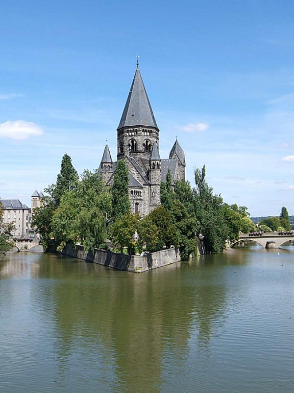 Crédits image : Ville de Metz