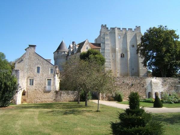 Journées du patrimoine 2017 - Regards d'artistes sur le château